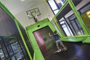 IndoorTrampolin